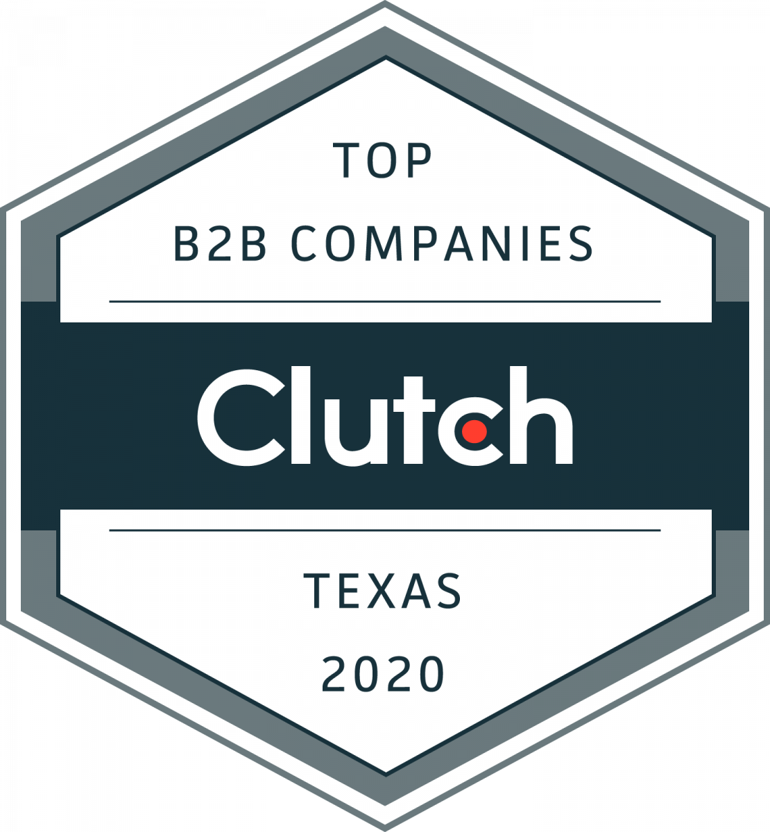Clutch Names MantyWeb as a 2020 Top B2B Company in Texas